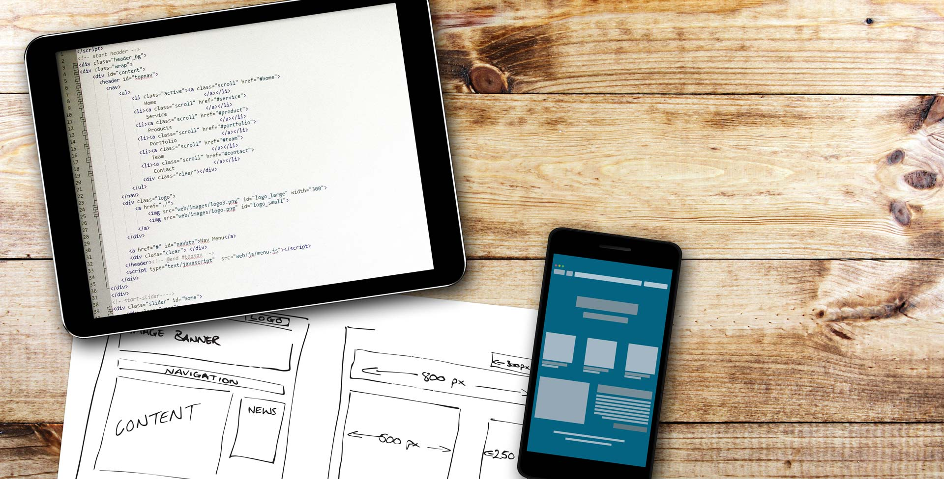 We build quality websites to help your business grow